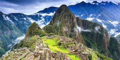 Camminare nel Cosmo Vivente - La tradizione Inca biglietti