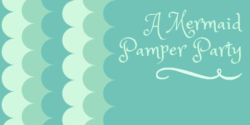 Mermaid Pamper Party