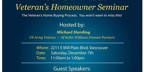 Veteran's You Are Invited tickets