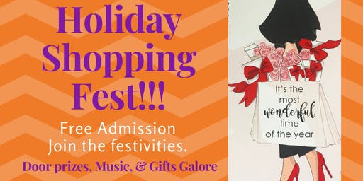 Holiday Shopping Fest