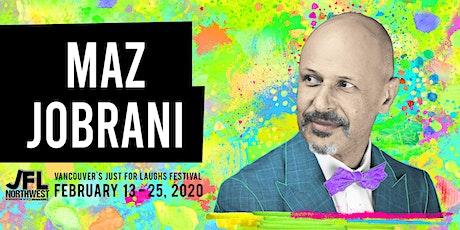 Maz Jobrani tickets
