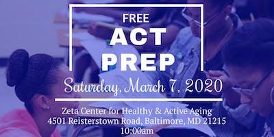FREE ACT Prep
