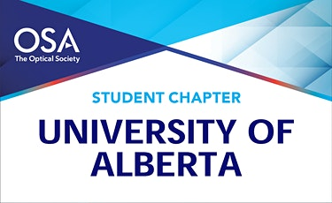 University of Alberta OSA Student Chapter Holiday Party tickets