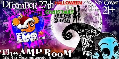 Finding Emo: Halloween on Christmas edition tickets