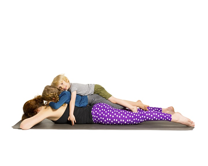 FREE Family Yoga Class image