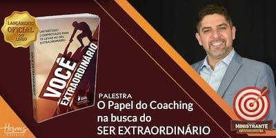 Lançamento do Livro VOCÊ EXTRAORDINÁRIO
