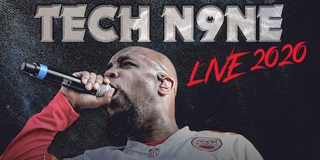 Tech N9ne tickets