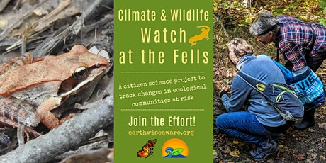 Climate & Wildlife Watch at The Fells tickets