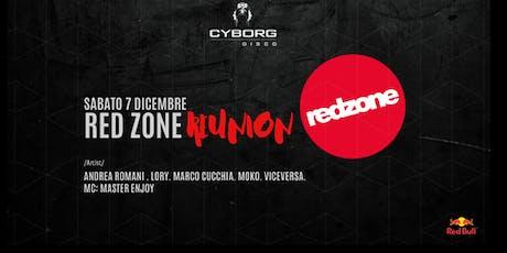 RED ZONE Reunion, at Cyborg biglietti