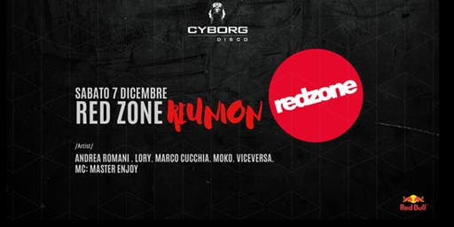 RED ZONE Reunion, at Cyborg