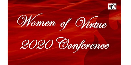 Women of Virtue Conference tickets