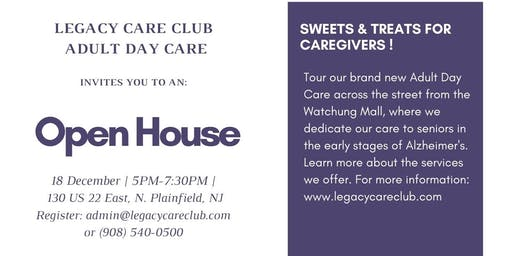 Legacy Care Club Caregiver Open House