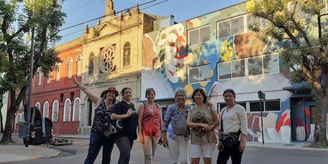Sábado de Walking Tour Barracas 1, las mil caras del sur profundo entradas