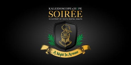 Kaleidoscope of Hope Soirée A NIGHT IN ARMOUR tickets