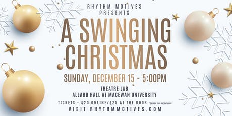 A Swinging Christmas with Rhythm Motives tickets