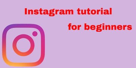 Social Media: Instagram for Beginners - Stephanie Kroll tickets