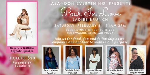 Pour In Love Ladies Brunch