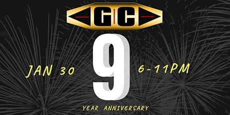 GET CONNECTED 9th YEAR ANNIVERSARY tickets
