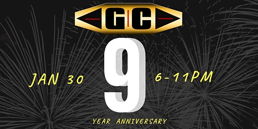 GET CONNECTED 9th YEAR ANNIVERSARY