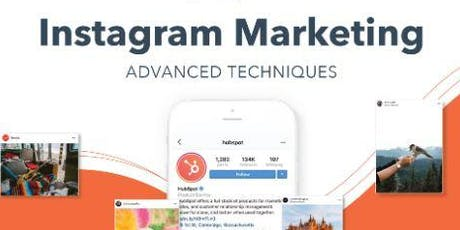 Social Media: Instagram for Advanced Users - Stephanie Kroll tickets