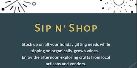 Holiday Bazaar at Medlock Ames tickets