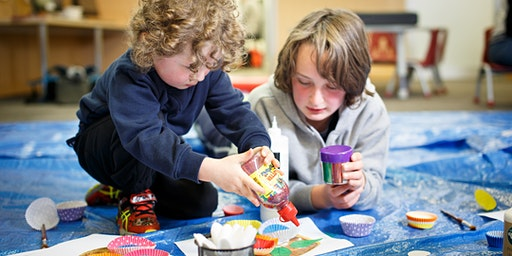 School Holiday Program - Decorate a Library Bag @ Glenorchy Library