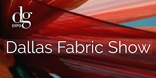 DALLAS FABRIC SHOW / MARCH 2O20