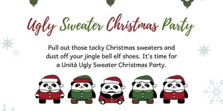 Unita's Ugly Sweater Christmas Party tickets