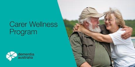 Carer Wellness Program - Hamilton - NSW tickets