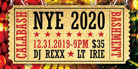 Calabash Bashment NYE 2020 tickets