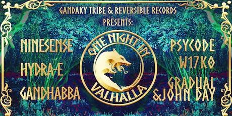 One Night In Valhalla tickets