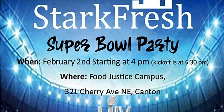 StarkFresh Super Bowl Party 2020 tickets