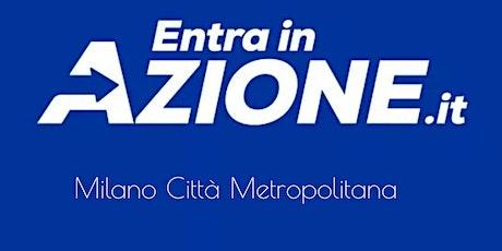 Incontro Milano Cittá Metropolitana in Azione tickets