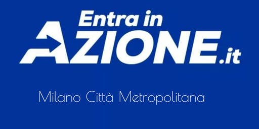 Incontro Milano Cittá Metropolitana in Azione