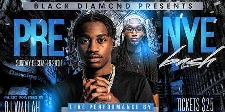 Lil TJay Live Perfomance @ DON RICKY'S tickets