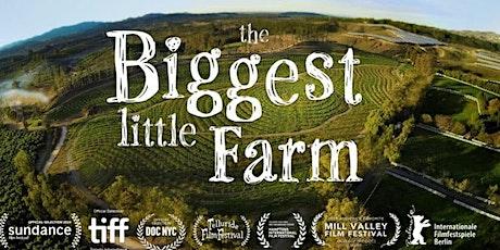 """Projection gratuite du film """"THE BIGGEST LITTLE FARM"""" tickets"""