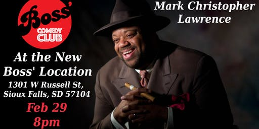 Boss' Big Event Mark Christopher Lawrence
