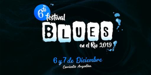 6to Festival Blues en el Río
