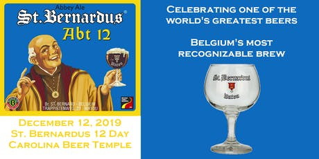 St Bernardus Abt 12 Day tickets