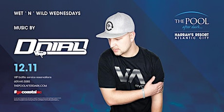 Wet 'N' Wild Wednesday with DJ Dnial at The Pool After Dark - FREE GUESTLIST tickets
