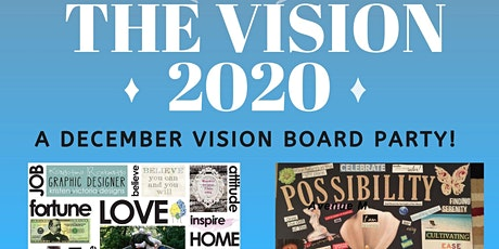 The VISION 2020 tickets