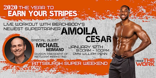 Pittsburgh Super Weekend: The Year to Earn Your Stripes