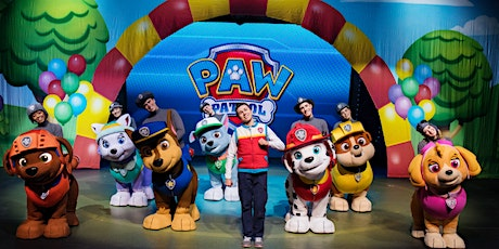"PAW Patrol Live! ""Race to the Rescue"" tickets"