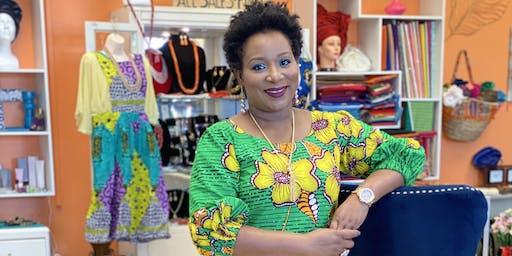 Lafrique fashion show
