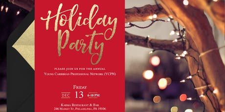 YCPN Holiday Party tickets