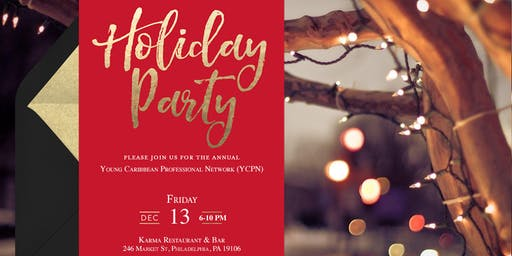 YCPN Holiday Party