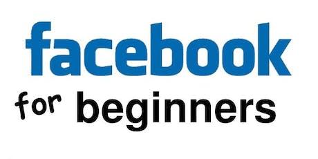Social Media: Facebook for Beginners -Channing Johnson tickets