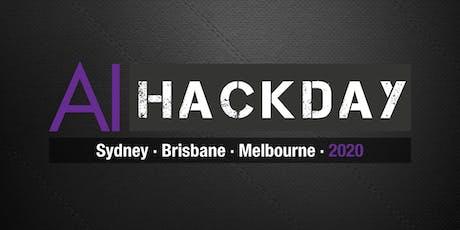 AI Hack Day - Sydney tickets