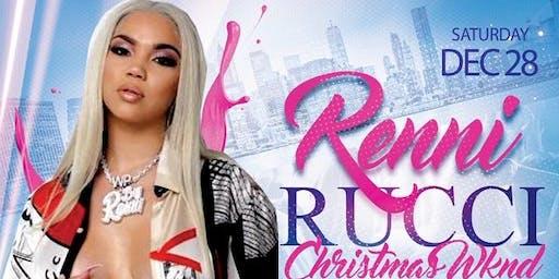 Christmas Weekend w/RENNI RUCCI
