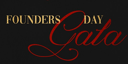 Founders' Day Gala 2020